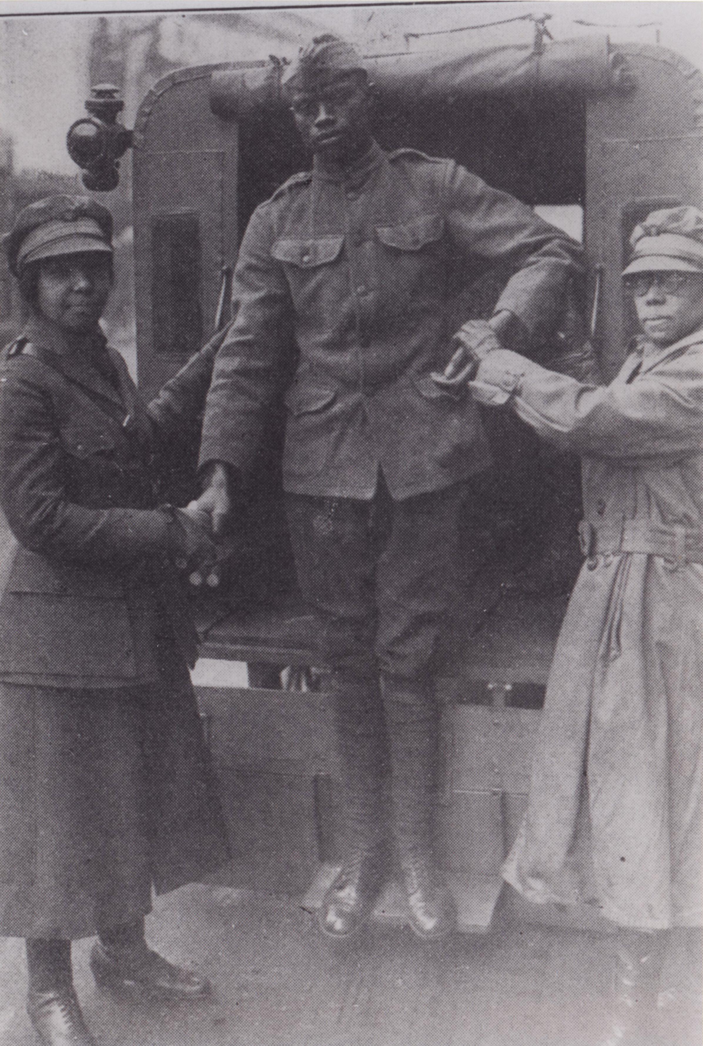 nurse soldier