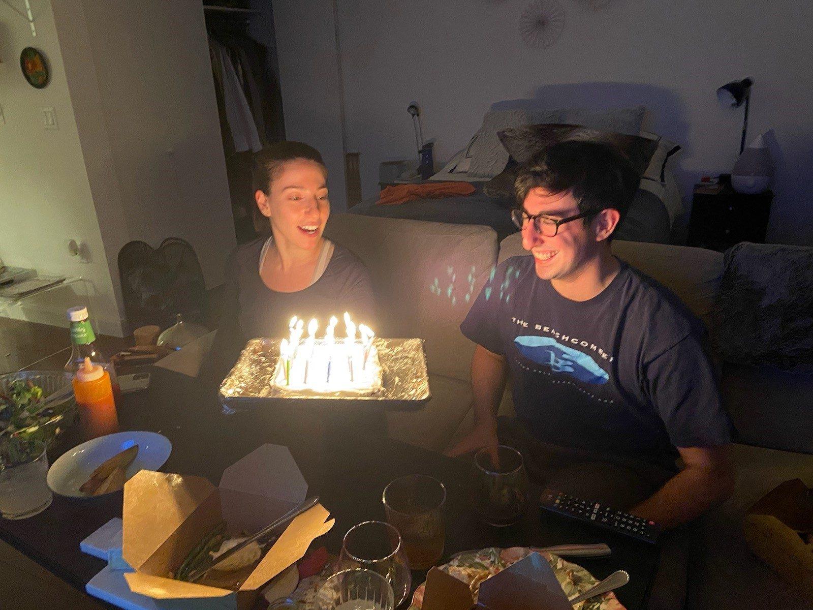 Rachel Kasab birthday