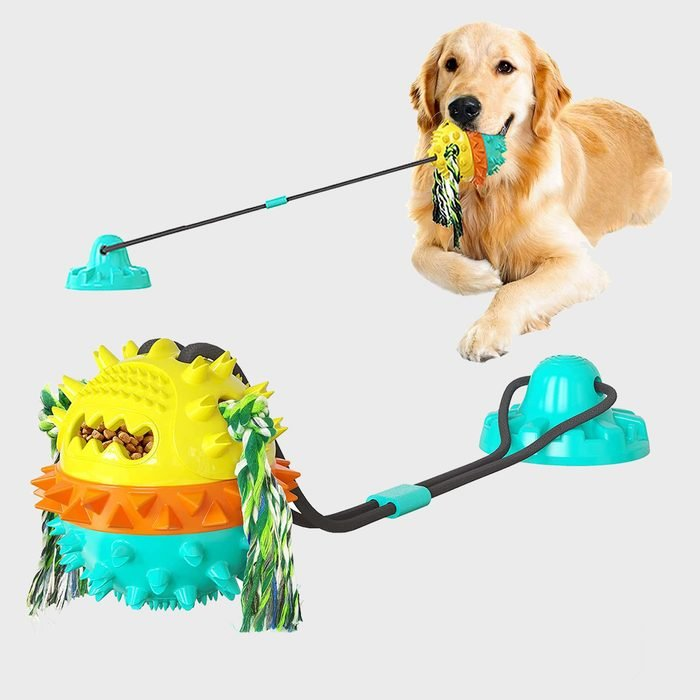 Cpfk Suction Cup Tug Of War Interactive Puzzle