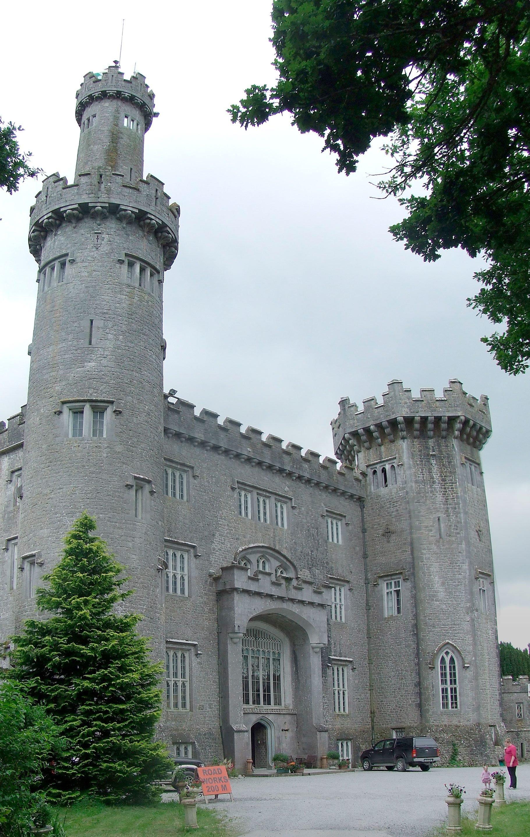 charleville castle exterior