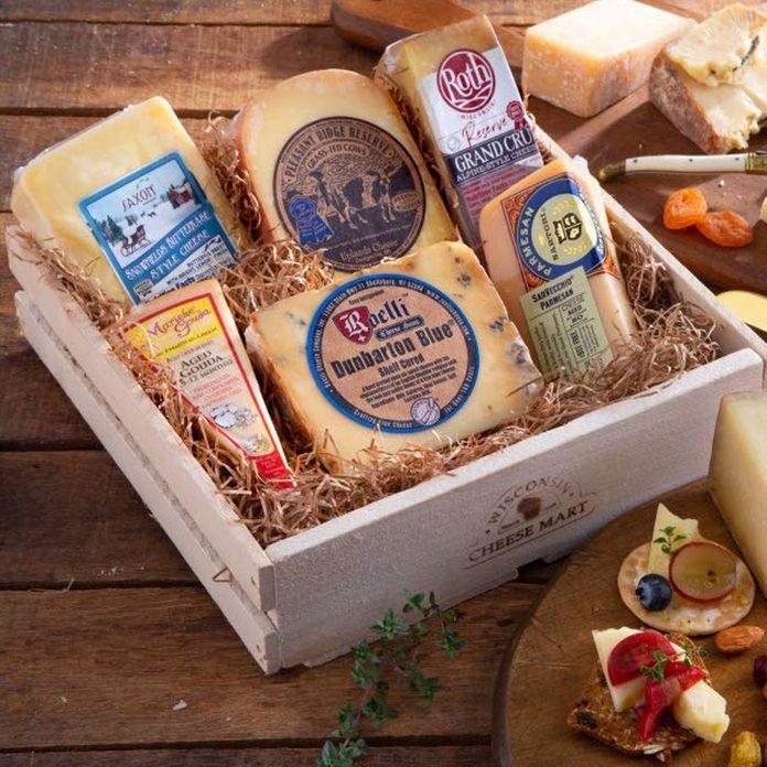 Wisconsin Cheese Artisan Assortment Gift Box