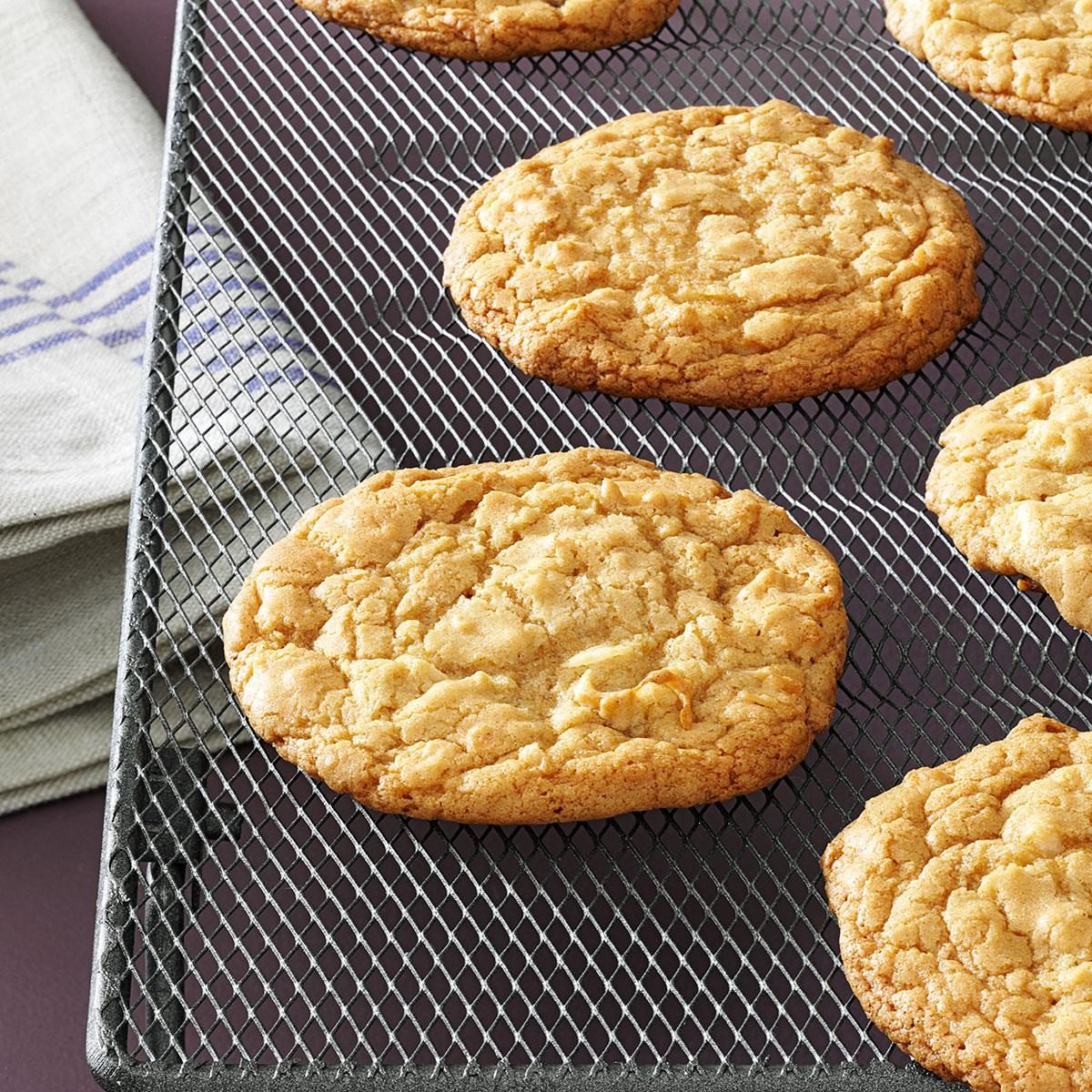 Vermont: Chewy Maple Cookies