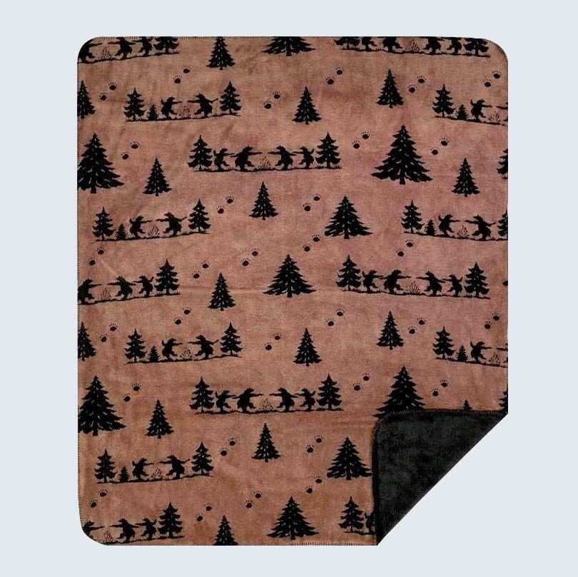 Denali Ultimate Comfort Rustic Throw Blanket