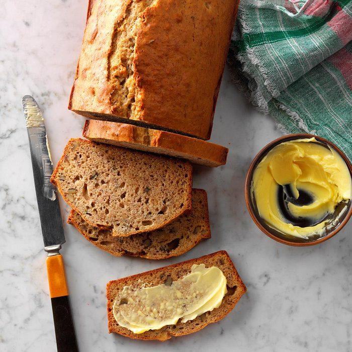 Cancer: Banana Nut Bread