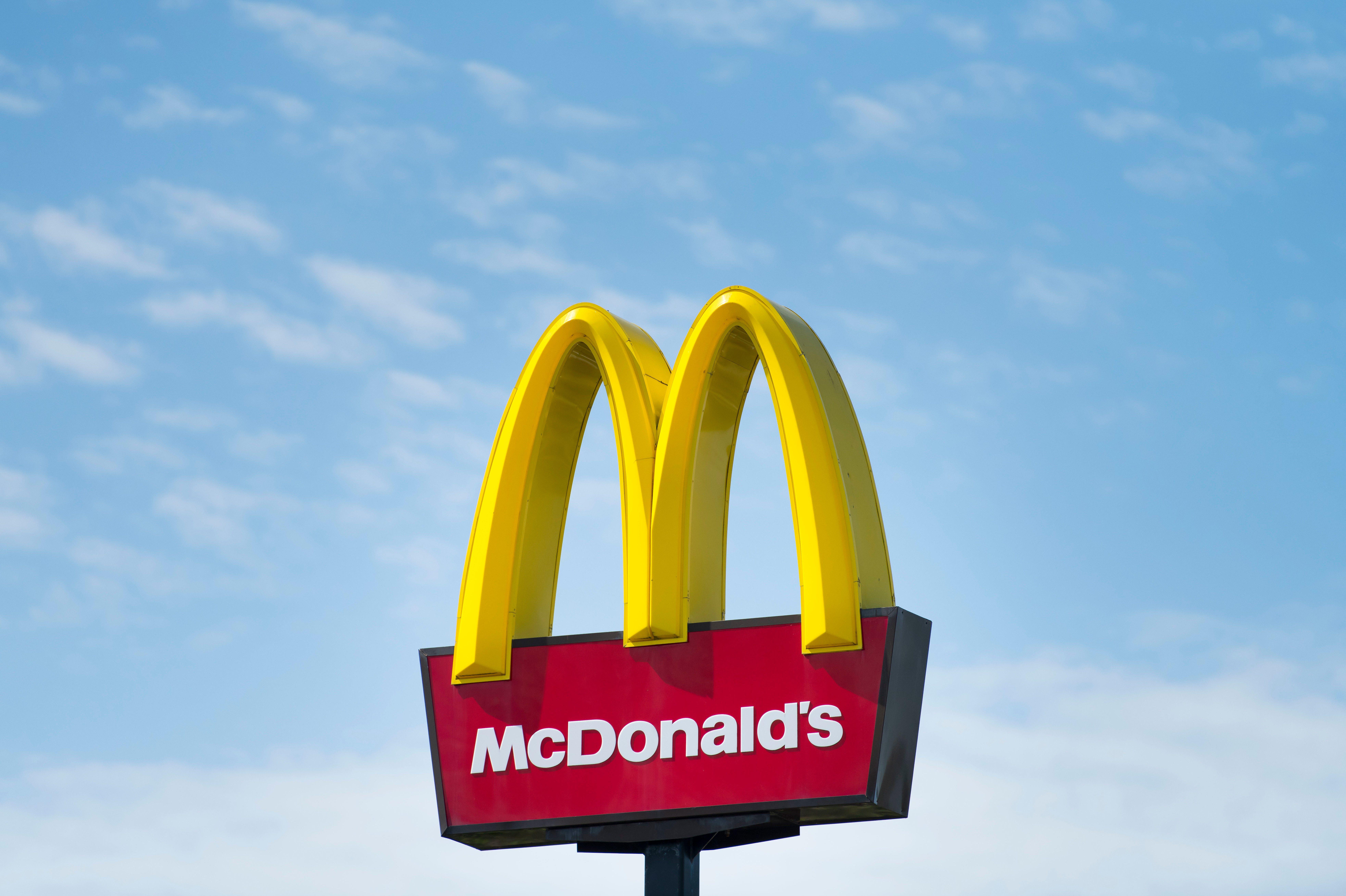 McDonald's Sign