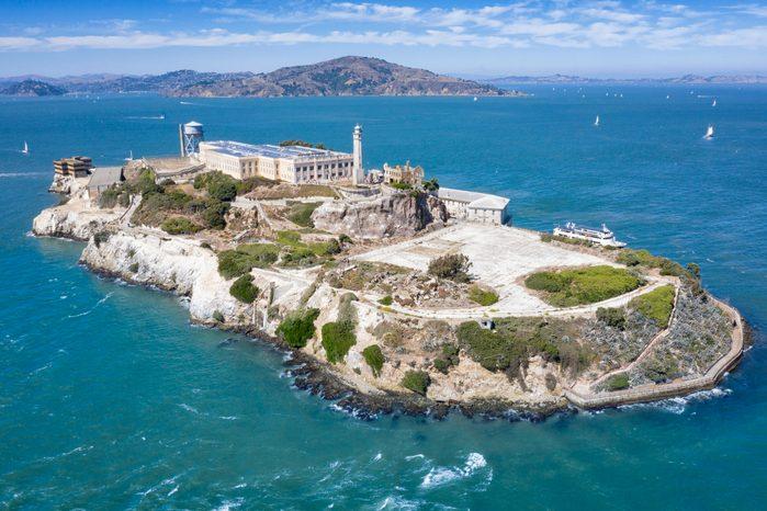 Alcatraz, San Francisco, California, USA