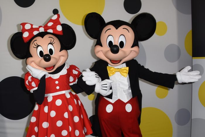 90. Birthday of Mickey Mouse