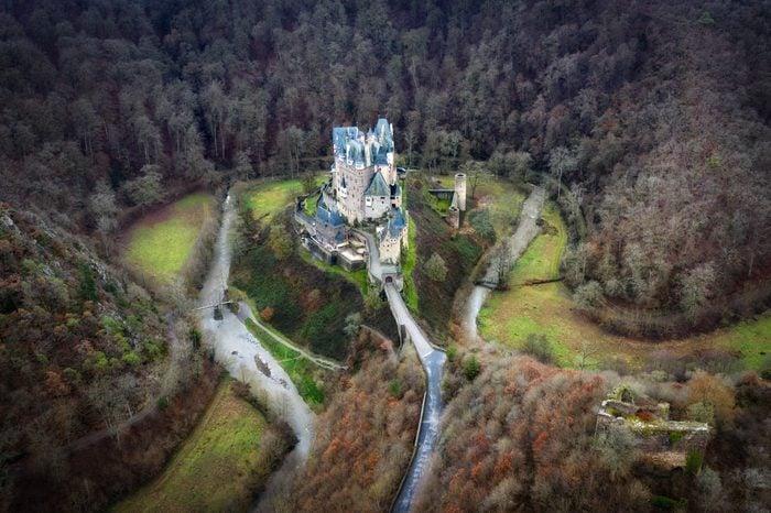 Eltz Castle View, Germany