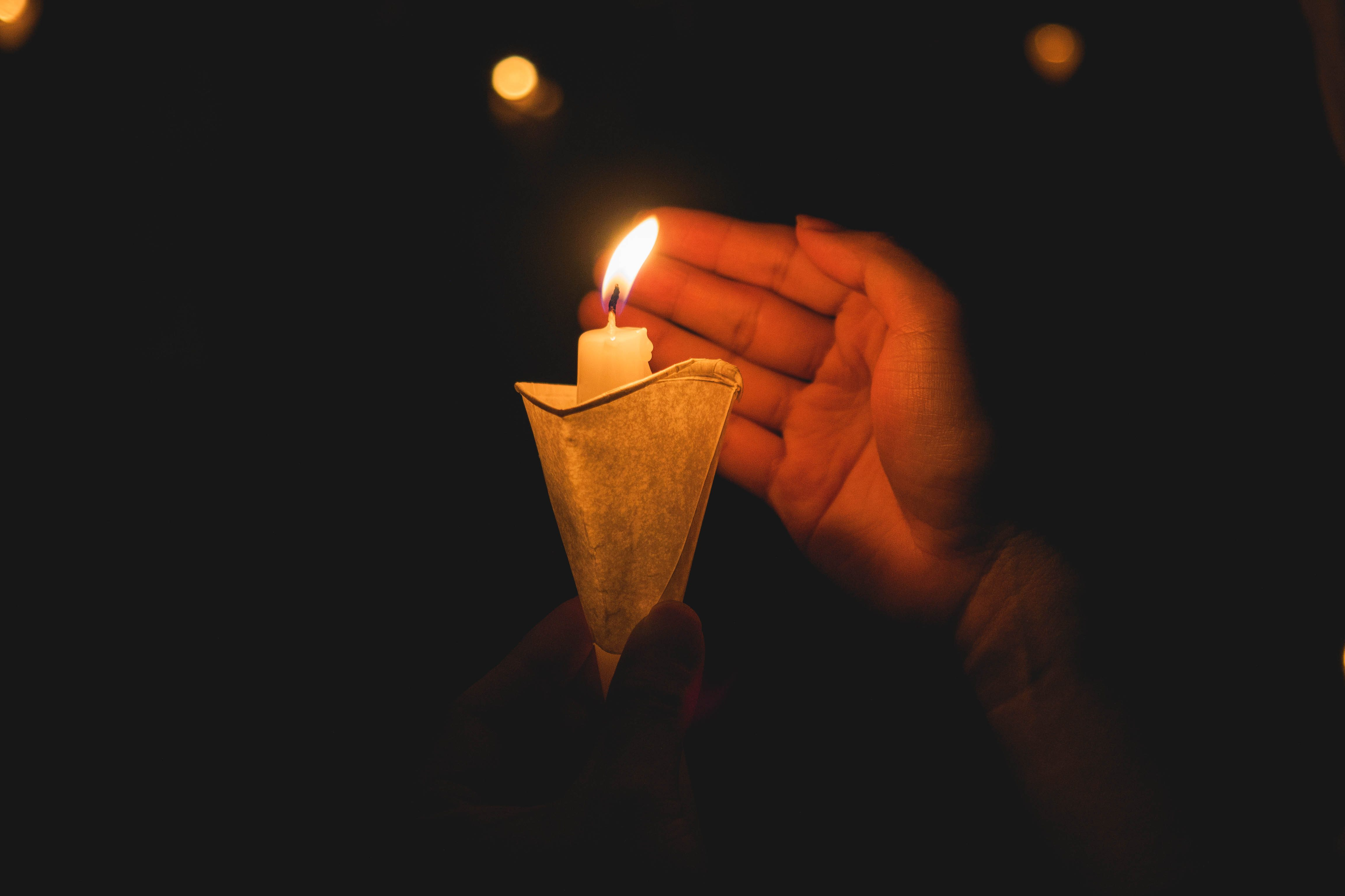 30th Anniversary of Candlelight Vigil for June 4 Massacre in Hong Kong