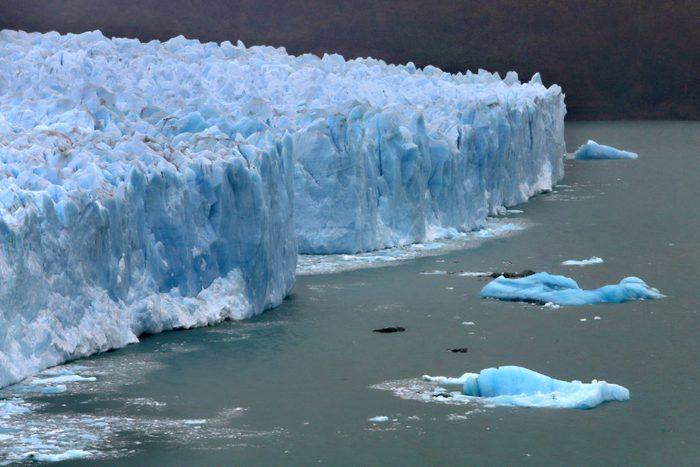Global Warming And Patagonia's Receding Glaciers