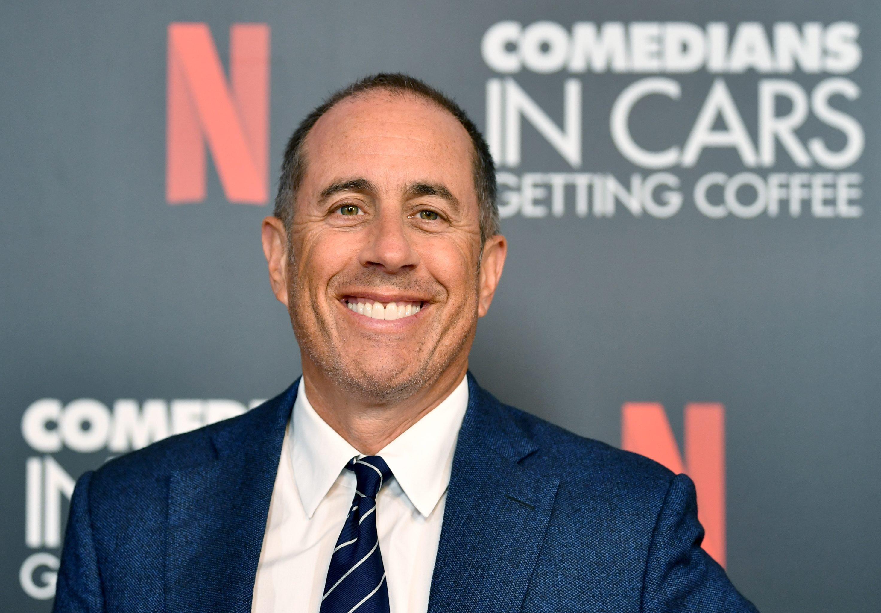 Comedians In Cars w. Jerry Seinfeld & Eddie Murphy ‑ LA Tastemaker