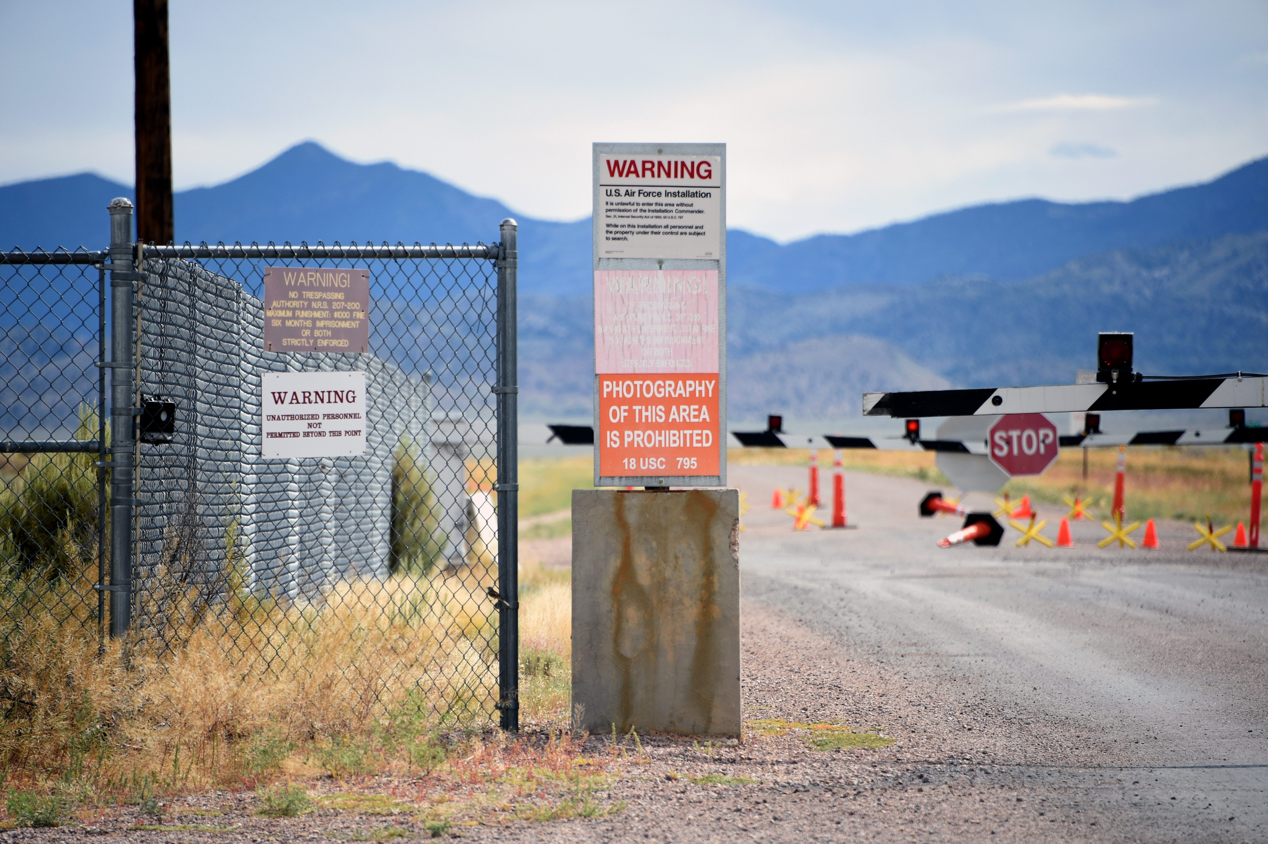 "Facebook Page Created As Joke To ""Storm Area 51"" Becomes Viral Sensation"