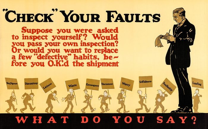 Check Your Faults