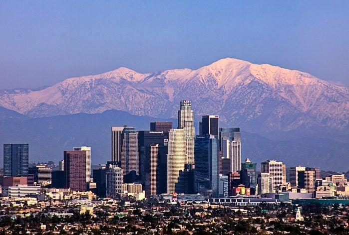 Cityscape, Los Angeles