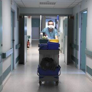 FRANCE-HEALTH-VIRUS-HOSPITAL