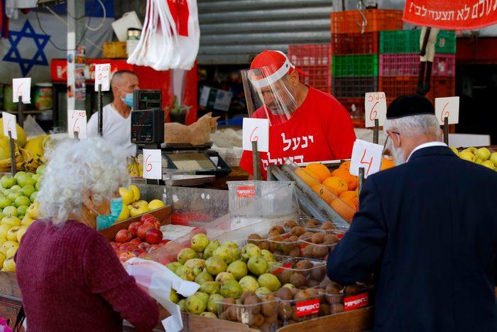 ISRAEL-HEALTH-VIRUS