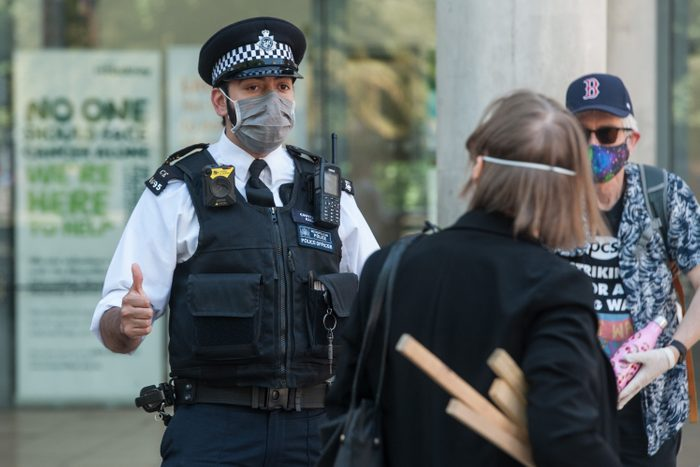 UK In Seventh Week Of Coronavirus Lockdown