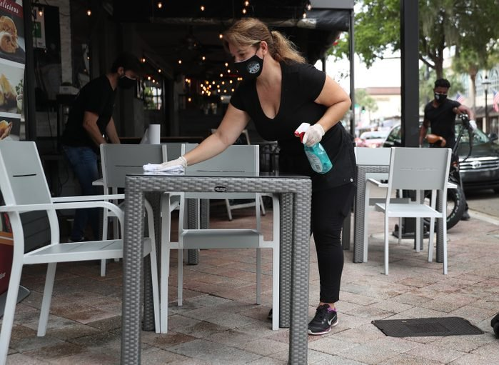 Broward County In Florida Allows Retailers And Restaurants To Open
