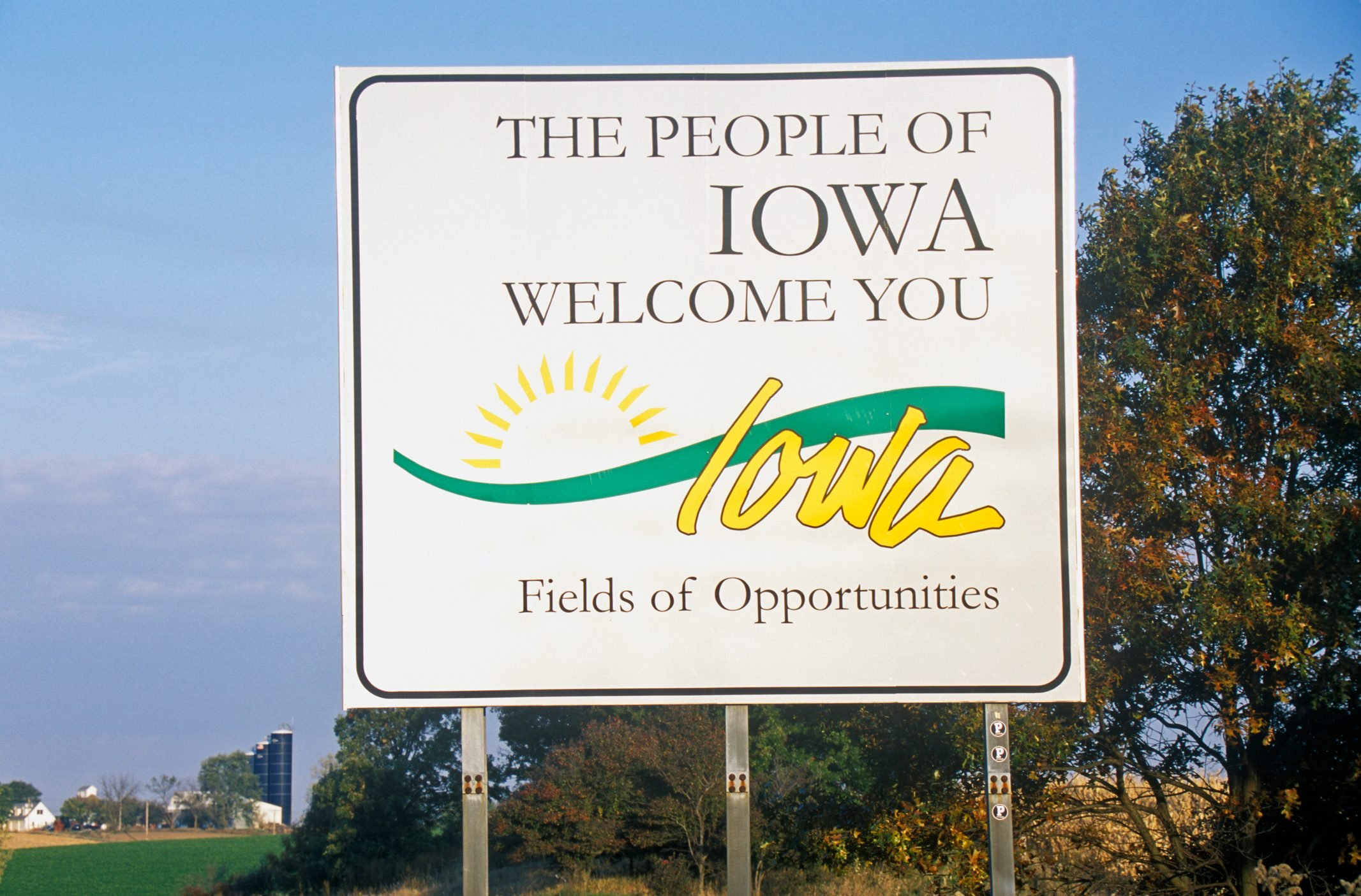 Welcome to Iowa Sign