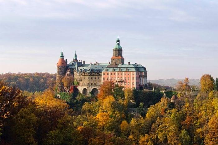 castle Fuerstenstein