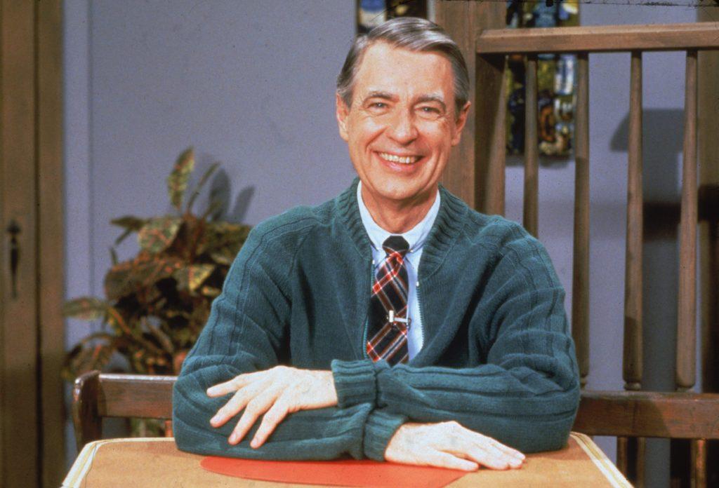 Portrait Of Mister Rogers