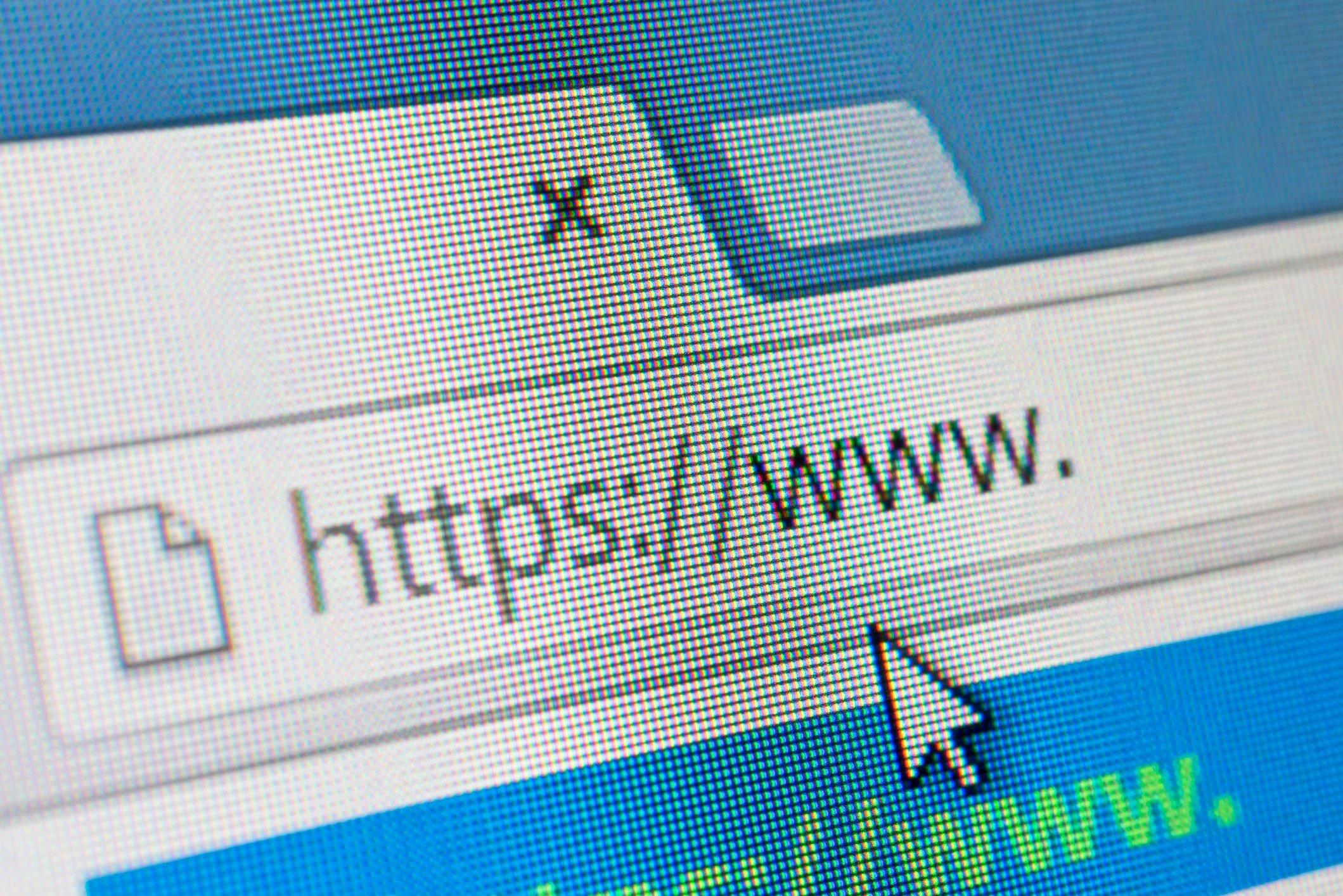SSL website address