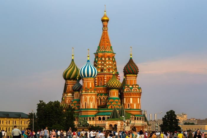 Cathedral of St. Basil the Blessed