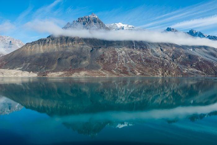 Alpefjord, Northeast Greenland