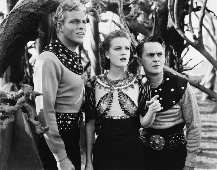 Scene from Flash Gordon's Trip to Mars 1938