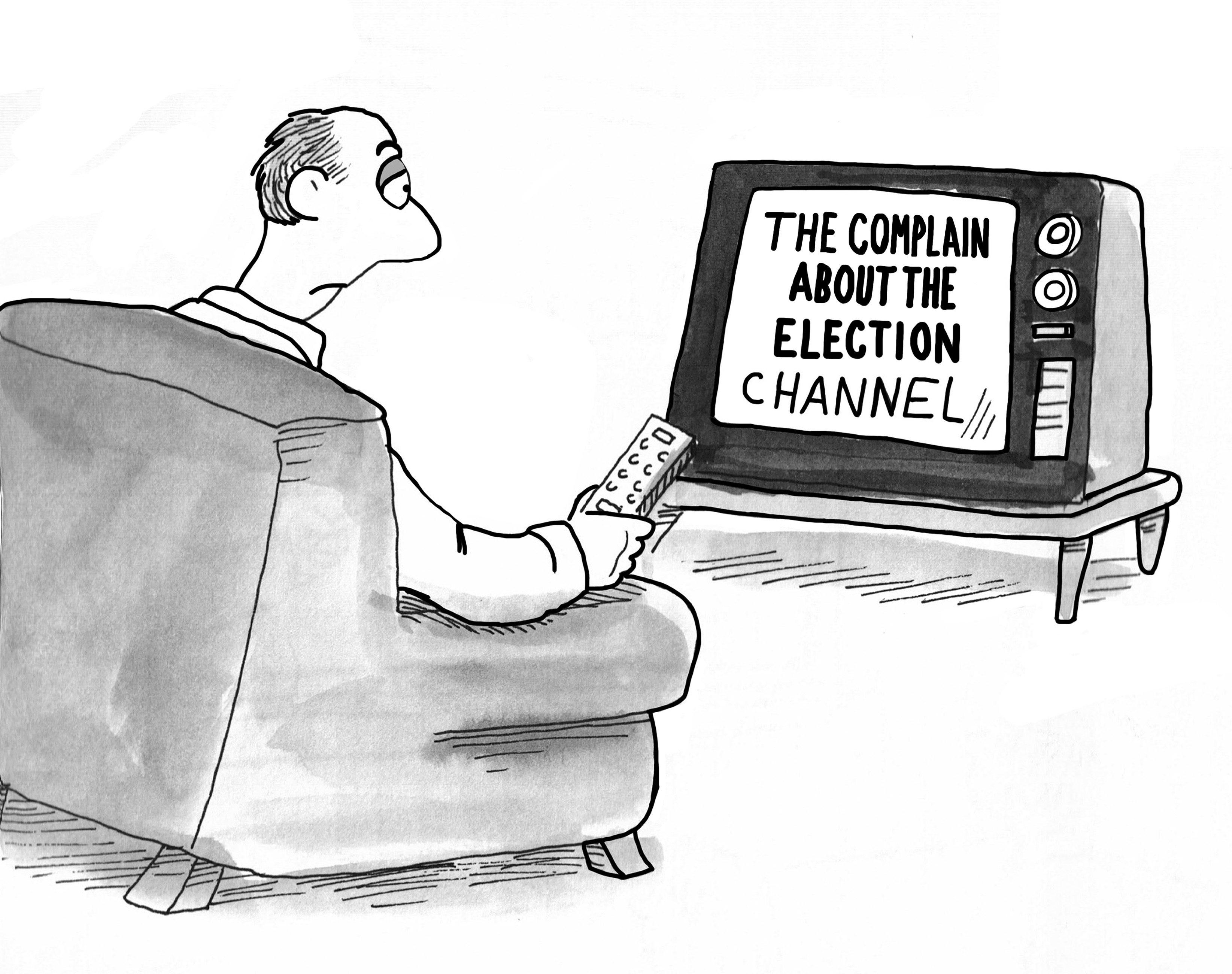 Complain About Election