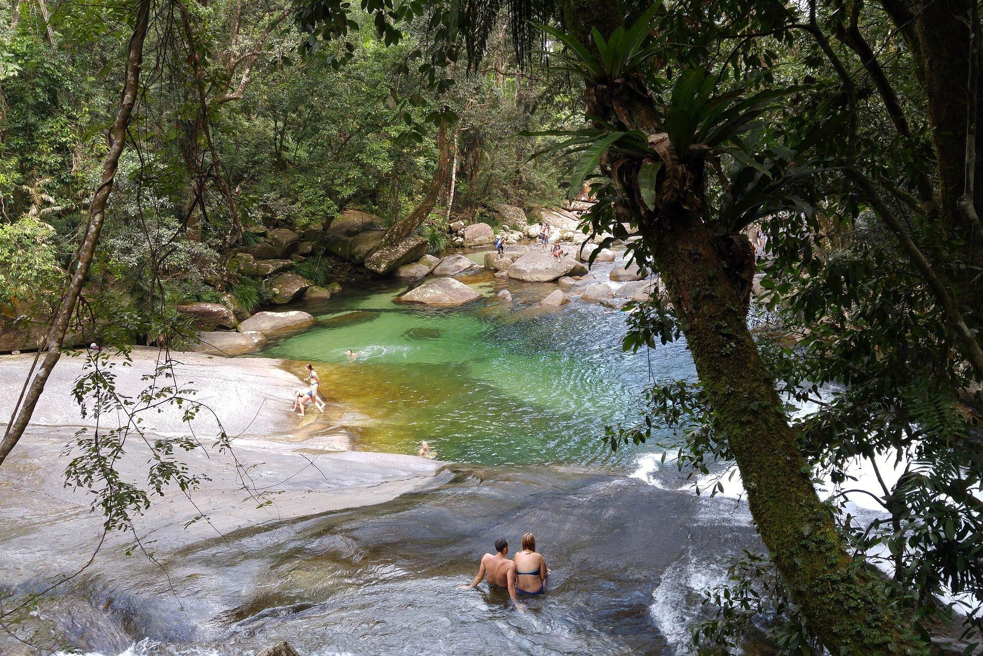Rainforest Swimming Hole