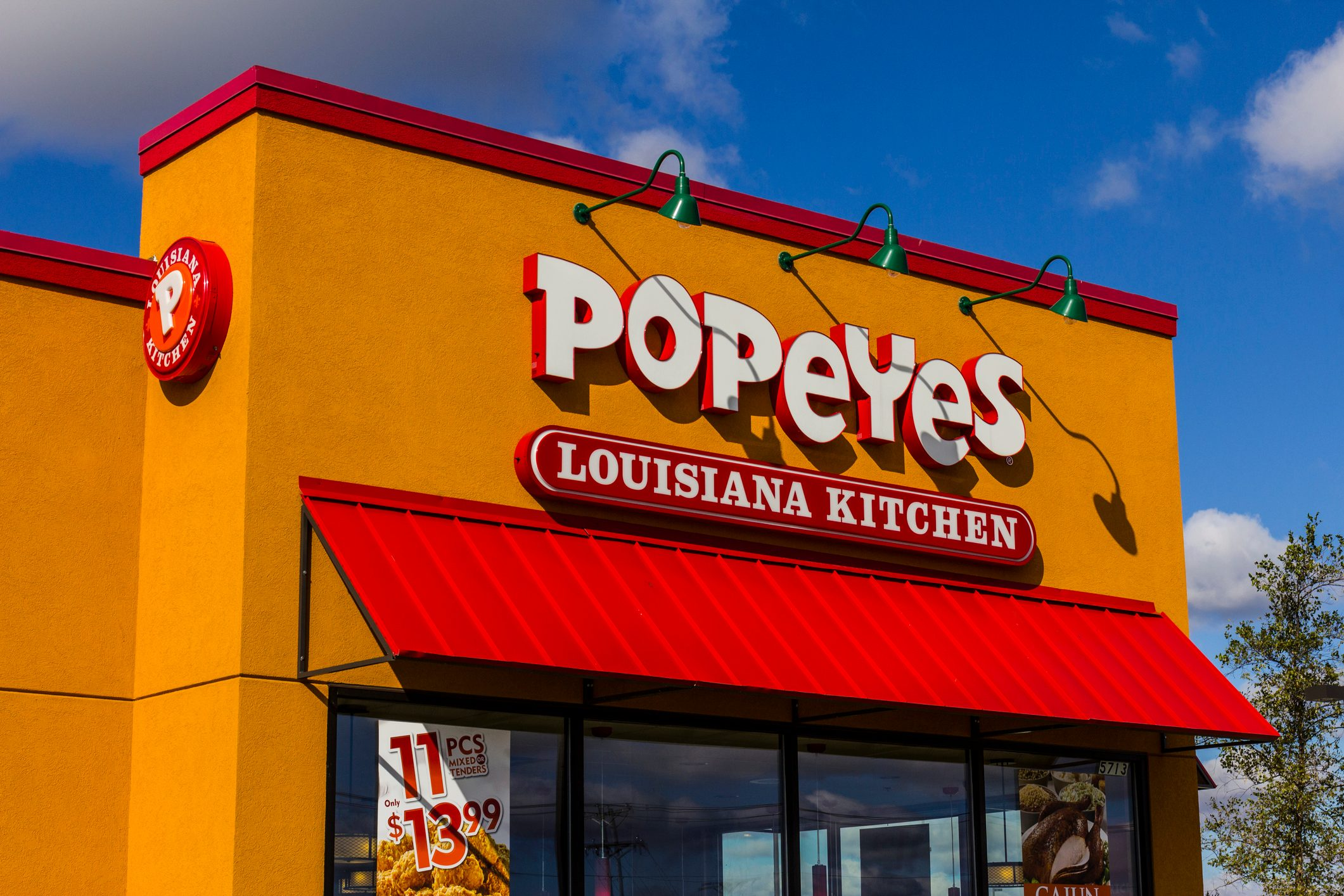 Popeyes Louisiana Kitchen Fast Food Restaurant II