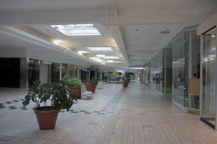 Vacant Palm Beach Mall