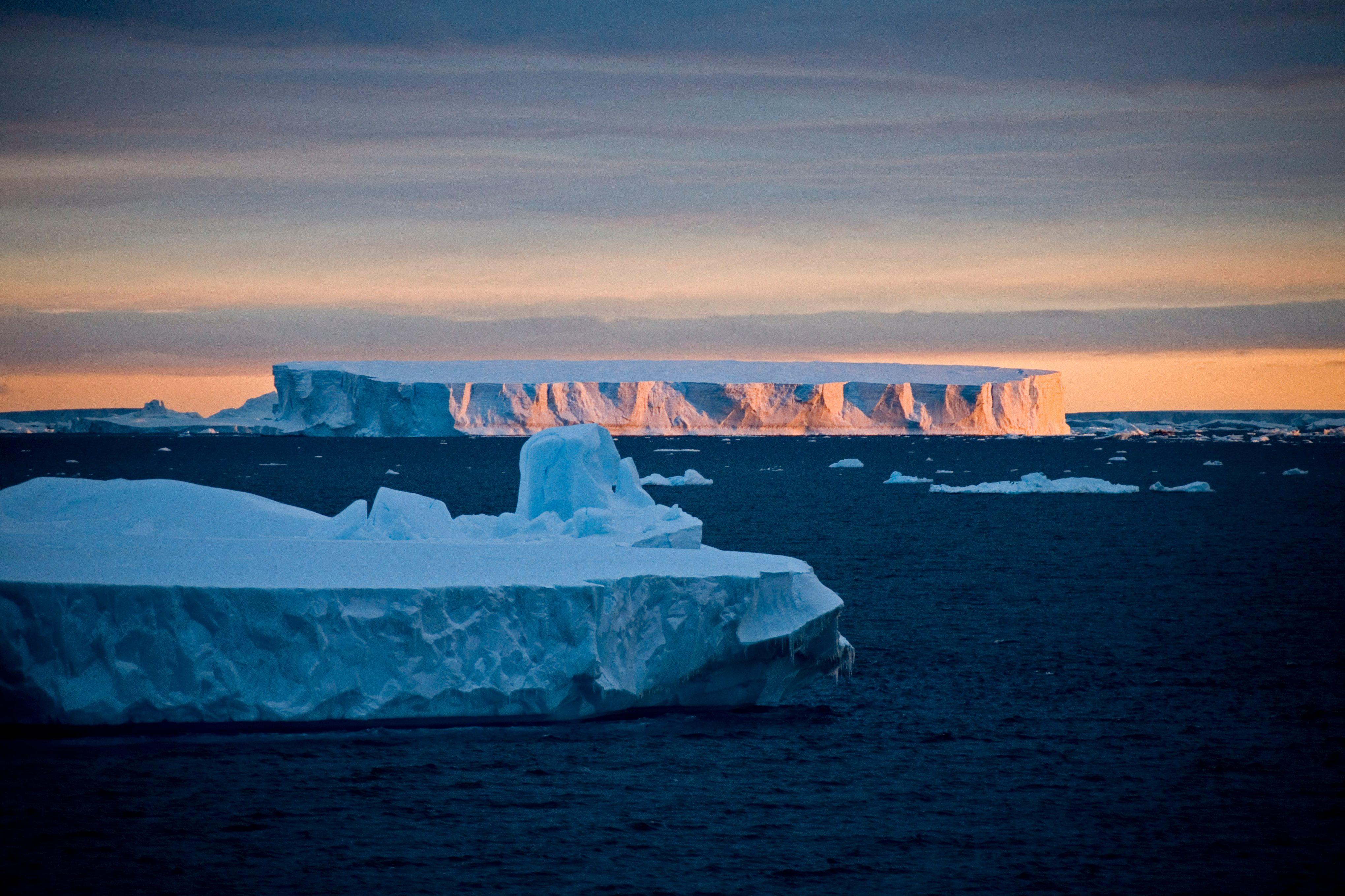 A Voyage to Antarctica
