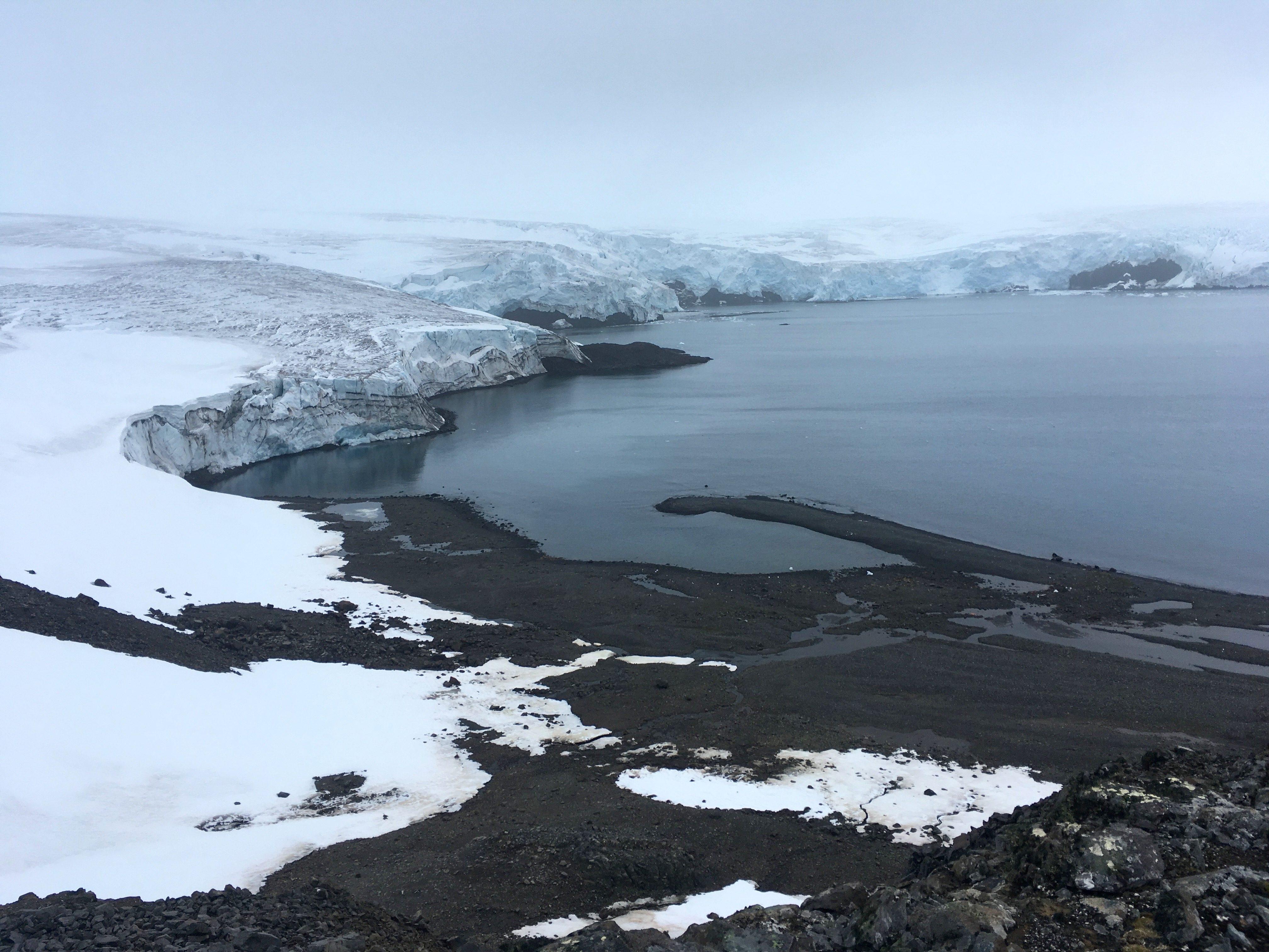 ANTARCTICA-CLIMATE-CHANGE