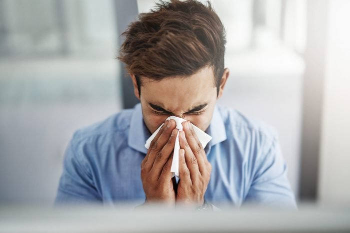 Influenza is one serious business