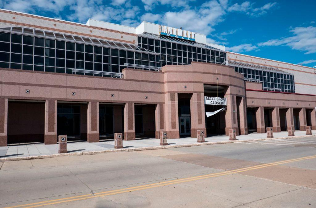 Closed Shopping mall, Alexandria, Virginia
