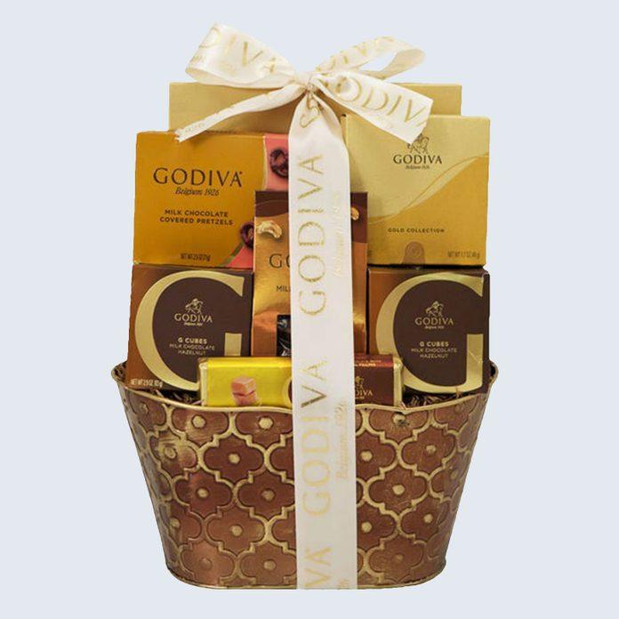Godiva Divine Chocolate Basket