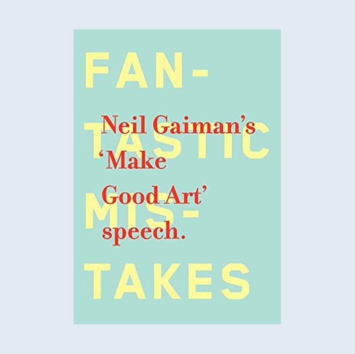 Make Good Art by Neil Gaiman