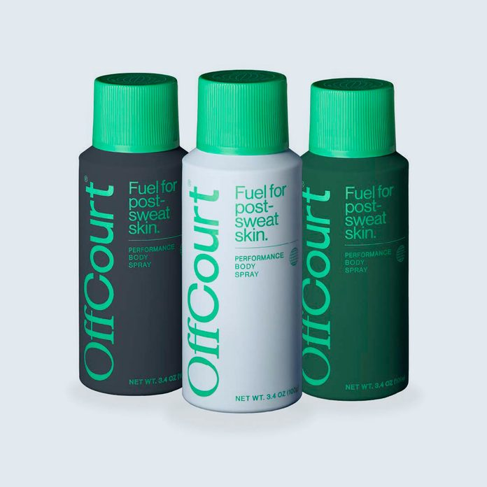 Offcourt Performance Body Spray