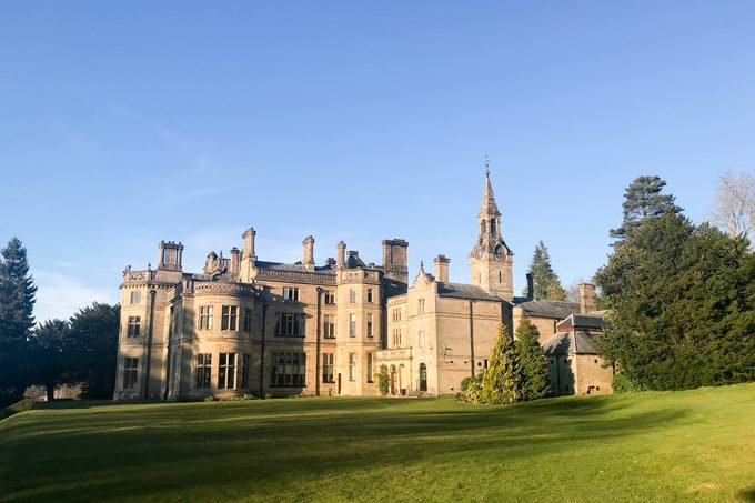 pale hall hotel wales