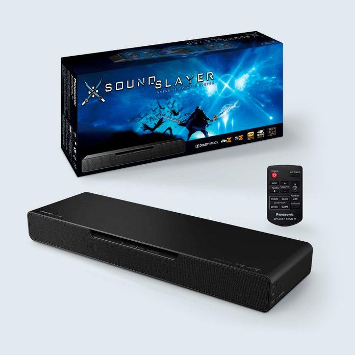 Panasonic Soundslayer Gaming Speakers