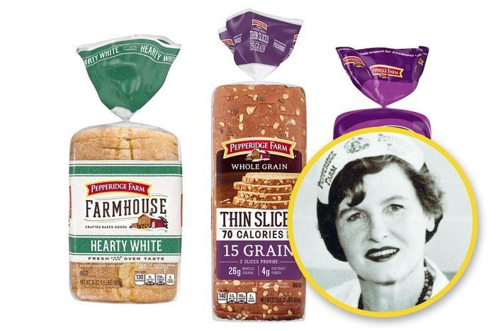 pepperidge farm and mother founder inventor