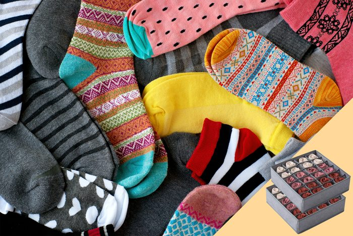 socks with suggested product