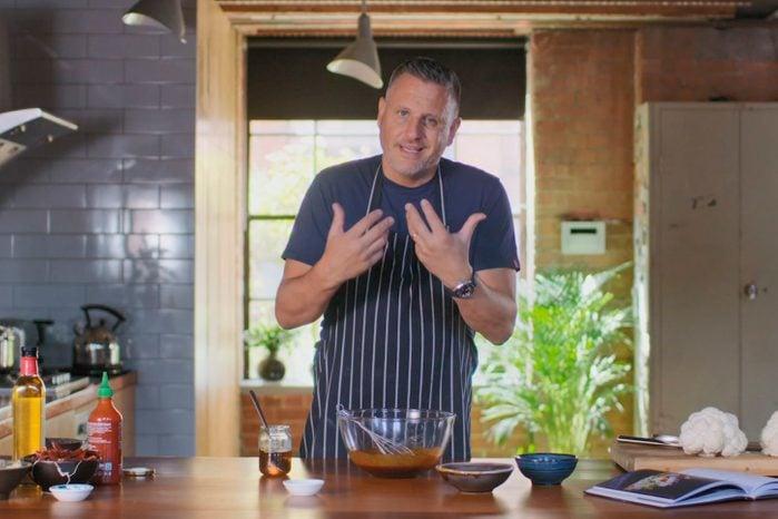 Steve mangleshot cooking for wagamama recipe