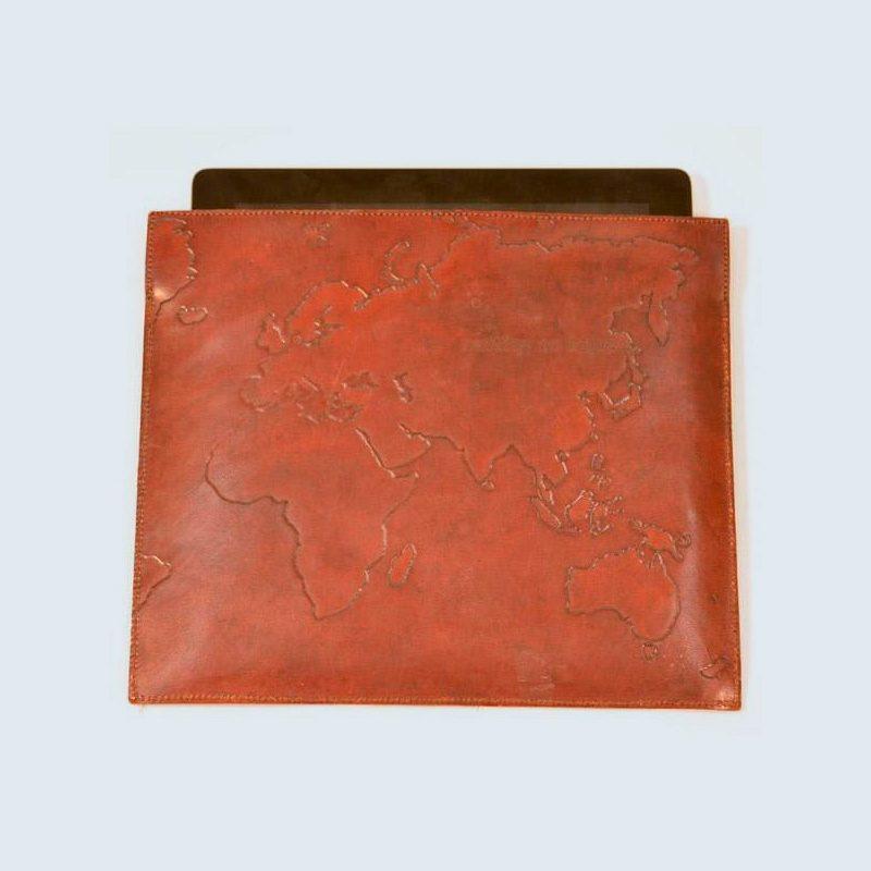 Sustainable Leather Ipad Case