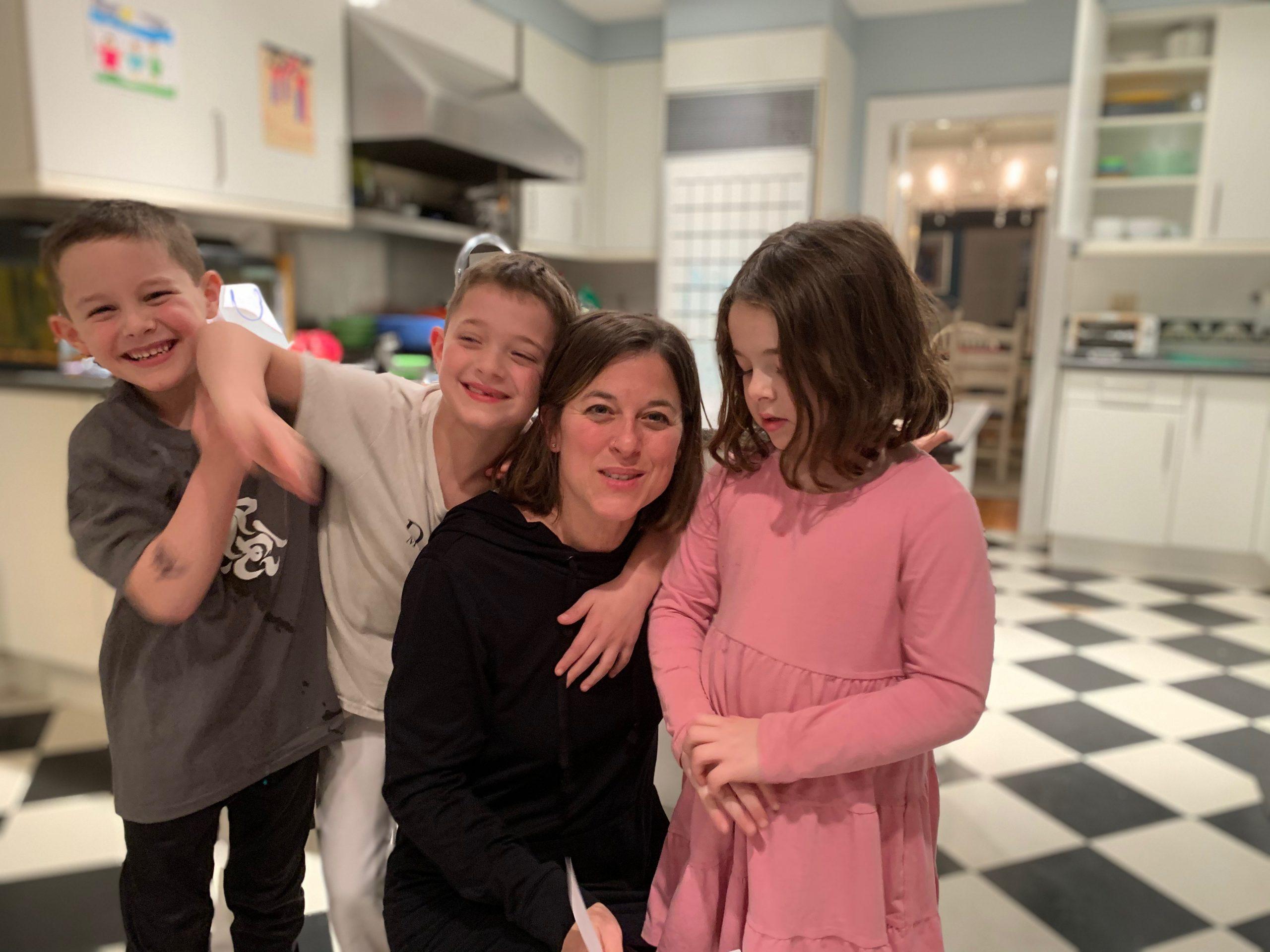 family quarantine productivity