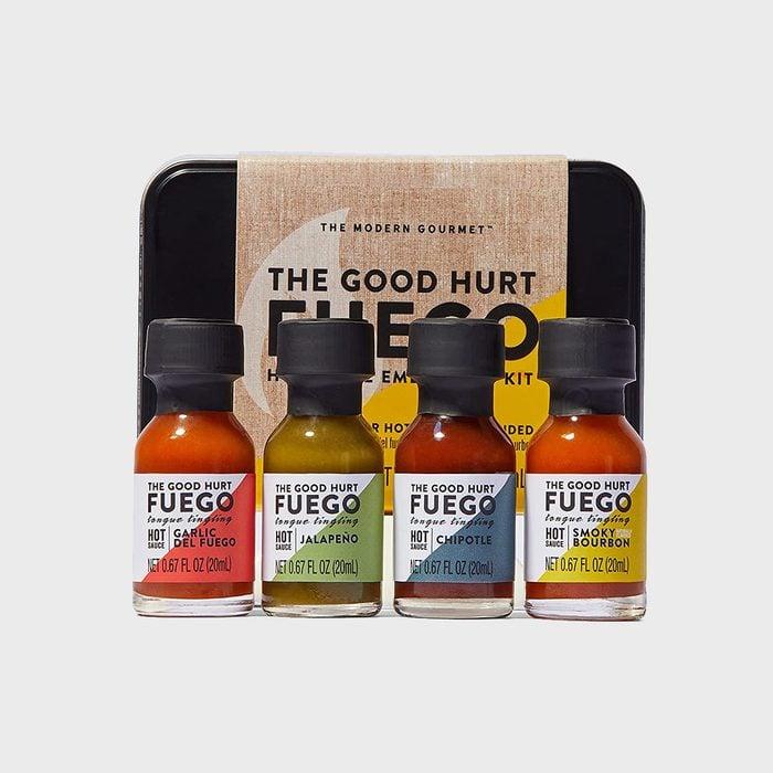 The Good Hurt Hot Sauce Sampler