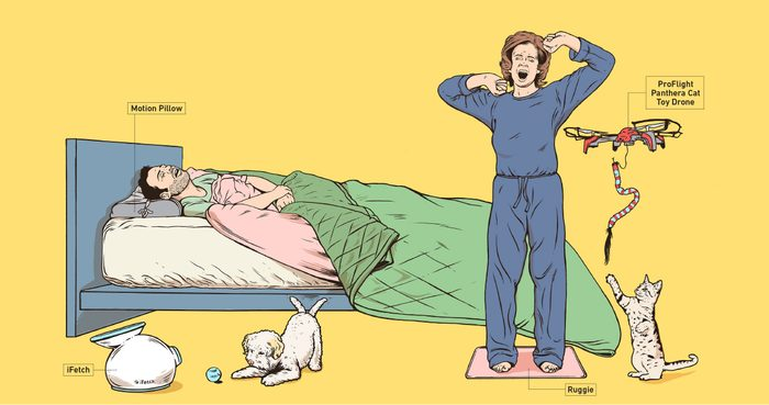 wierd and wonderful inventions illustration