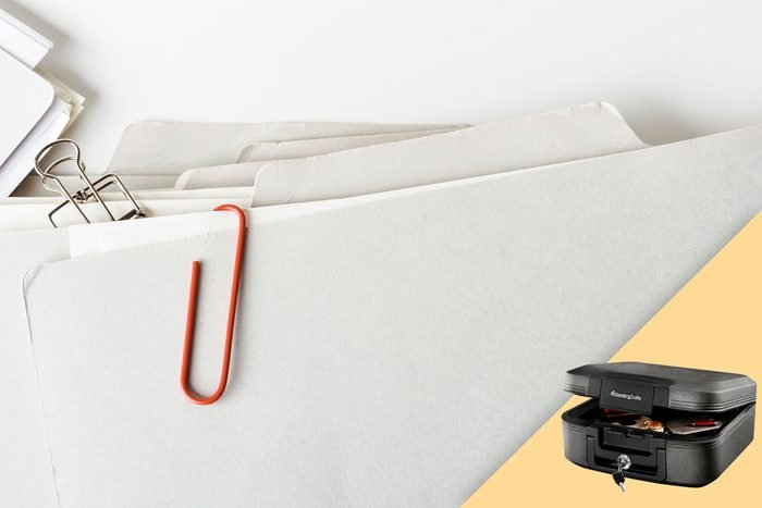 file folders; with suggested product